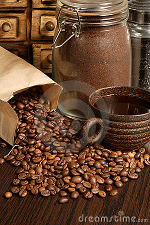 Free Coffee Royalty Free Stock Image - 2660676