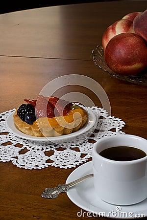 Free Coffee And Cake Stock Photo - 3197690