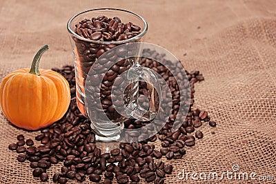 Coffee of autumn.