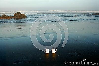 Coffee at the Beach