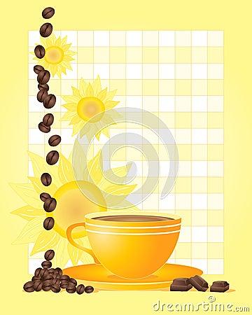 Coffee bean design