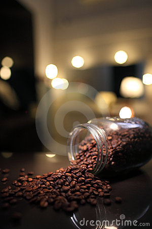 Free Coffee Beans Stock Photography - 14875692