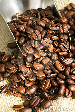 Free Coffee Beans Royalty Free Stock Images - 1772349
