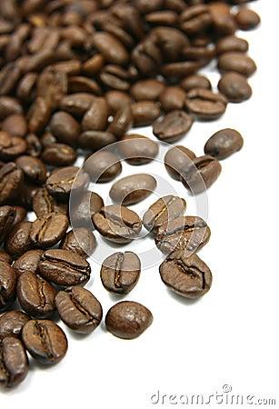 Free Coffee Beans Royalty Free Stock Photos - 1822458