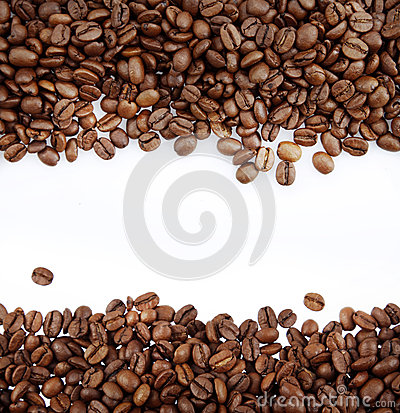 Free Coffee Beans Royalty Free Stock Photography - 34664187