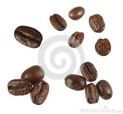 Free Coffee Beans Stock Photography - 37763642