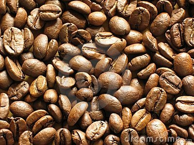 Coffee Beans Stock Image - Image: 6096091
