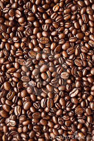 Free Coffee Beans Royalty Free Stock Photography - 8418537