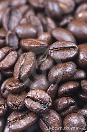 Free Coffee Beans Close Up Royalty Free Stock Photos - 13471508