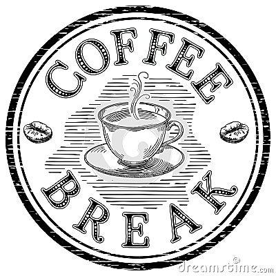 Free Coffee Break Stock Image - 86701381