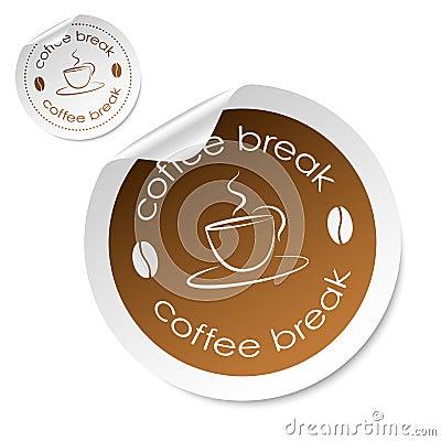 Coffee break stick