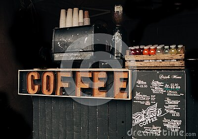 Coffee Brown Signage Free Public Domain Cc0 Image