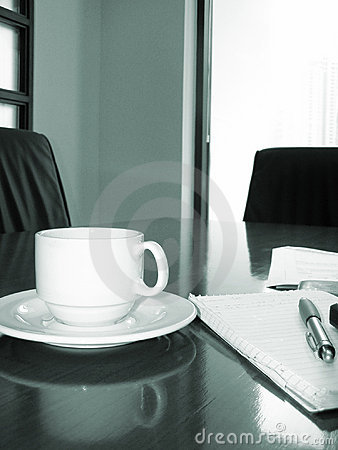 Free Coffee Business Meeting Royalty Free Stock Image - 50176