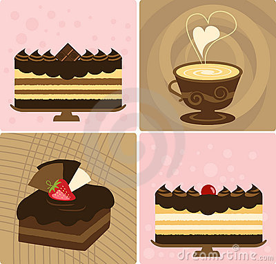 Free Coffee & Cake Royalty Free Stock Images - 11649839