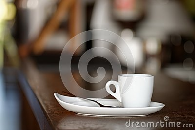 Coffee. Cappuccino. Cup of Cappuccino