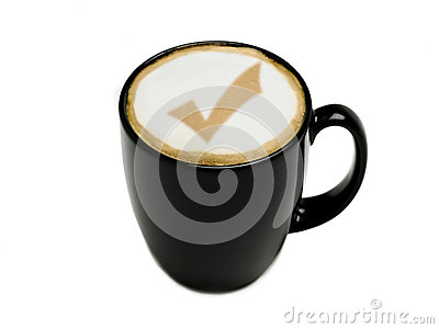 Coffee With checkmark