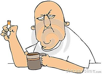 Coffee And A Cigarette