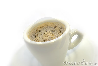 Coffee With Cream Royalty Free Stock Photo - Image: 17586265