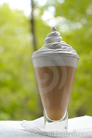 Coffee Cream Cocktail