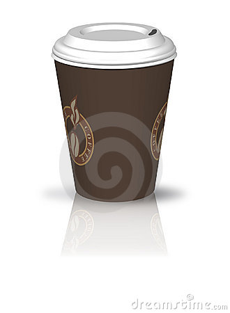 Free Coffee Cup Royalty Free Stock Photography - 14837137