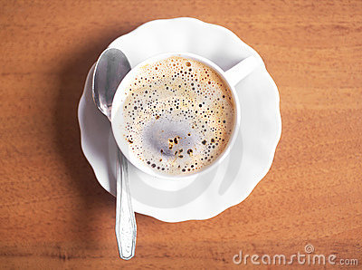Coffee Cup Royalty Free Stock Photo - Image: 18123015