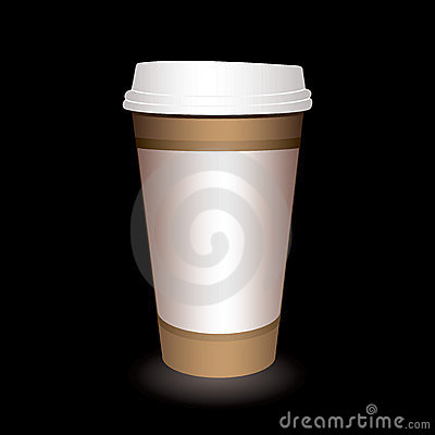 Free Coffee Cup Royalty Free Stock Image - 8126176