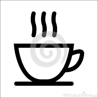 Free Coffee Cup Icon Stock Image - 107816251