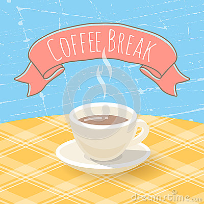 Free Coffee Cup On The Table Stock Photo - 51534250