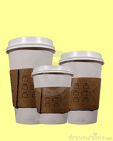 Free Coffee Cups Stock Images - 634594