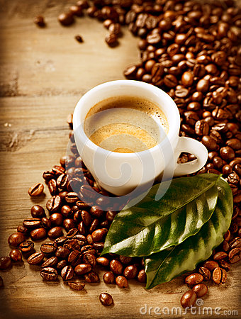 Free Coffee Espresso Stock Image - 30437781
