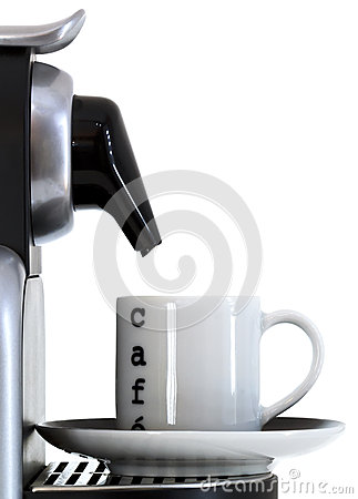 Coffee expresso machine