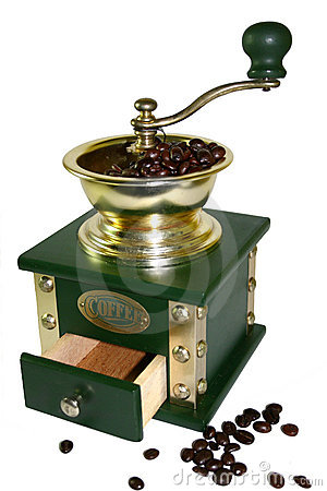 Free Coffee Grinder Stock Photography - 9562