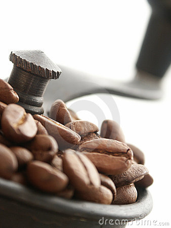 Free Coffee Grinder Royalty Free Stock Images - 165229