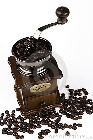 Free Coffee Grinder Stock Photo - 2126820