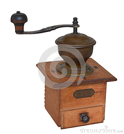 Free Coffee Grinder Stock Photos - 34180283