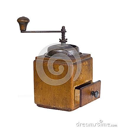 Coffee grinder vintage