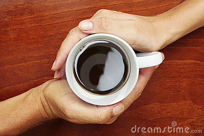 Coffee in Hands