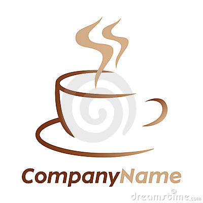 Coffee icon and logo design