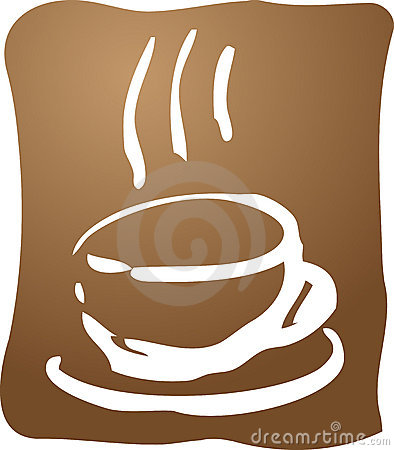 Free Coffee Illustration Royalty Free Stock Photo - 5159655