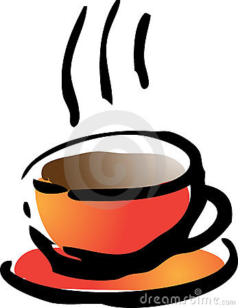 Free Coffee Illustration Royalty Free Stock Images - 5431489