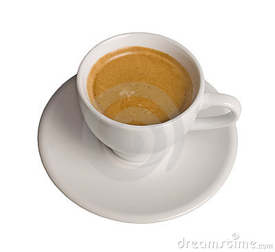 Free Coffee In A Cup Royalty Free Stock Photography - 14788807