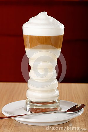 Coffee Latte macchiato