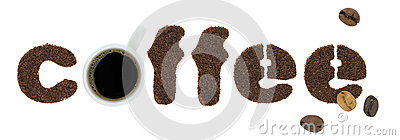 Coffee letters