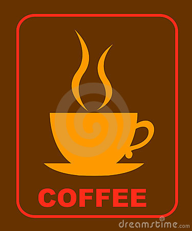 Free Coffee Logo Stock Images - 12202644