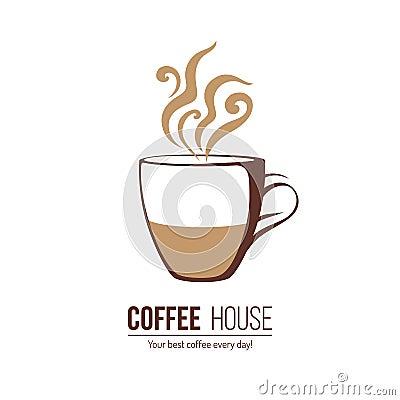 coffee cup logo template - photo #6