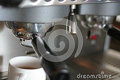 Coffee machine or maker