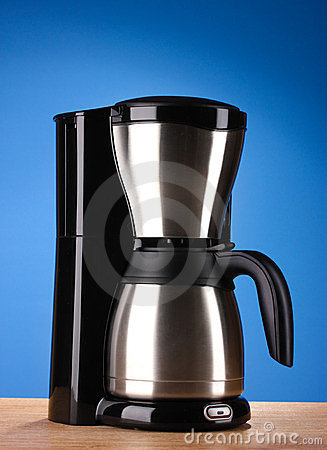 Coffee Maker Stock Photography - Image: 23679782