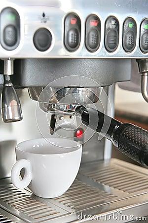 Coffee maker or machine