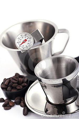 Coffee making tools