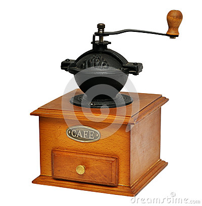 Free Coffee Mill Royalty Free Stock Photography - 93469207
